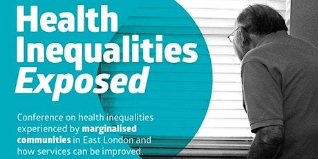 Health Inequalities Exposed tickets
