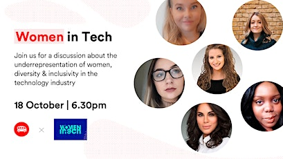 Panel Discussion: Women in Tech tickets