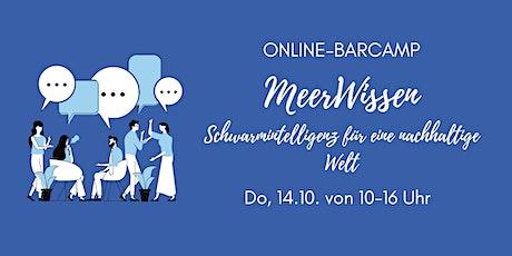 Online-Barcamp Meerwissen - Schwarmintelligenz für eine nachhaltige Welt Tickets