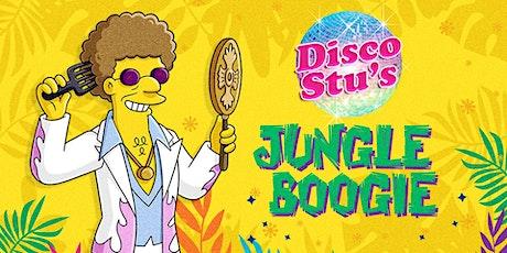 Disco Stu's Jungle Boogie tickets