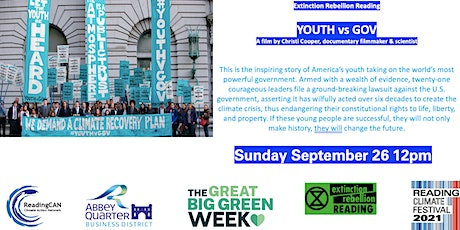 Youth Vs Gov Documentary Screening - directed by Christi Cooper. tickets