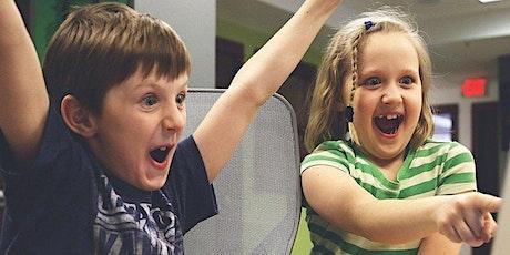 5tägiges Online-Feriencamp am PC: Game on! (04.10.-08.10.21) Tickets
