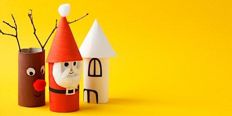 Ceardlann Maisiúcháin Nollag - Christmas Decorations Workshop as Gaeilge tickets