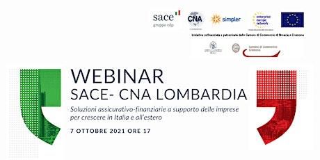 Crescere in Italia e all'estero: le soluzioni a supporto delle PMI biglietti