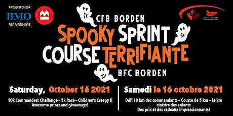 2021 CFB Borden Spooky Sprint tickets