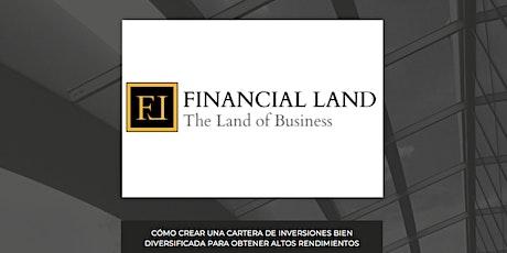 The Financial Land Madrid 2021 entradas