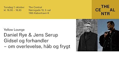 Yellow Lounge: Daniel Rye & Jens Serup tickets