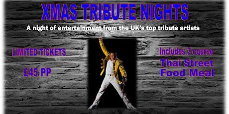 Freddie  Mercury Tribute Evening tickets