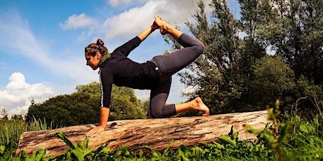 Outdoor Yoga in Brighton -Brunswick Square tickets