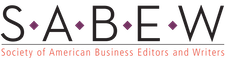 Society of American Business Editors and Writers logo