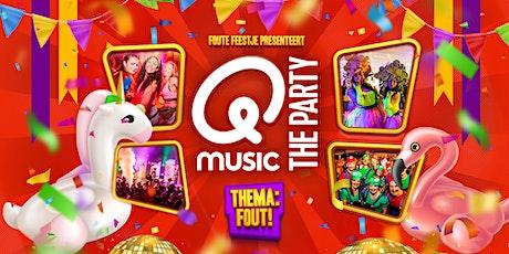 Foute Feestje presents Qmusic The Party FOUT - Etten-Leur tickets