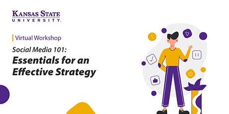 Social Media Marketing 101: Essentials for an Effective Strategy | Virtual tickets