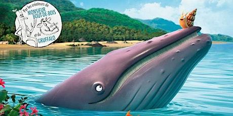 La baleine et l'escargote billets