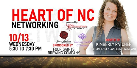 Heart of NC Rockstar Connect Networking Event (October, NC) tickets