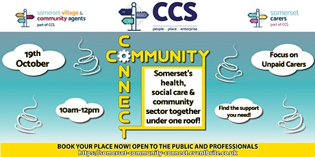 Somerset Community Connect tickets