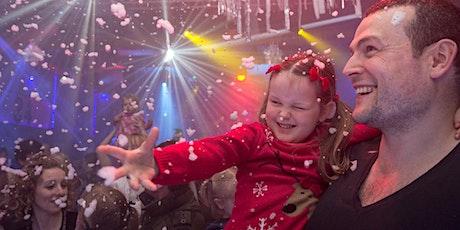Big Fish Little Fish HACKNEY 'Jingle Bell Ball' Family Rave 5th Dec 2-4:30 tickets