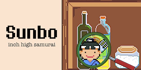 Learn Coding, Pixelart and Storytelling, through Sunbo's adventures tickets