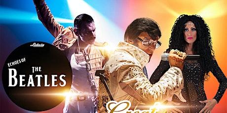 Festival Of Legends HOTEL PALADIUM 2 NOCHES entradas