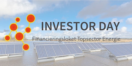 Investor Day Energy tickets