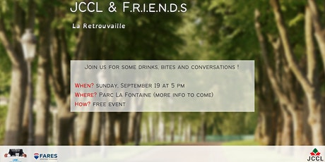 JCCL and Friends billets