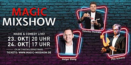 MAGIC MIXSHOW - Lüdenscheid Tickets