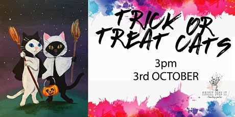 Easely Does It - Trick Or Treat Cats- with Toni + 14 day recording tickets