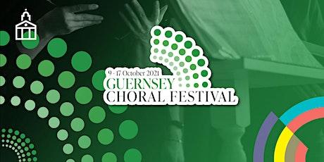 Guernsey Choral Festival: Bob Chilcott Workshop tickets
