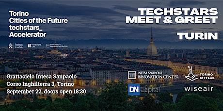 Techstars Meet & Greet - Turin biglietti