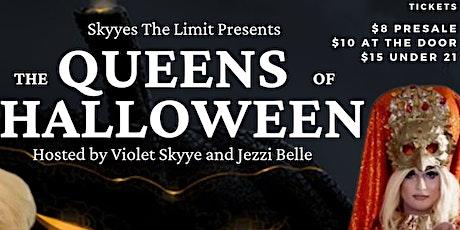 The Queens of Halloween tickets
