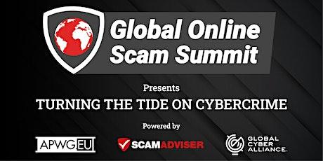 Global Online Scam Summit ingressos
