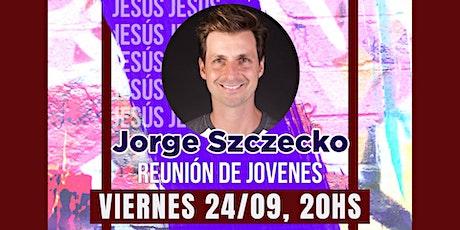 Reunión de jóvenes - Viernes 24/09, 20hs entradas