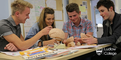 Ludlow College  - Open Evening  (7th October 2021) tickets