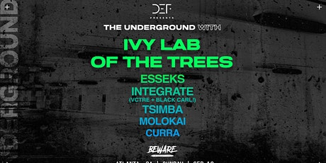 The Underground with Ivy Lab, Of The Trees, and more tickets