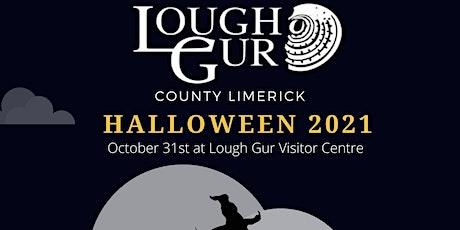 Halloween Activity Workshop in Lough Gur tickets