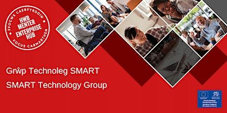 Copy of Grŵp  Technoleg SMART | SMART Technology Group tickets