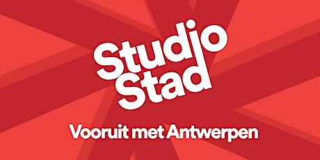 Studio Stad: Vooruit met Antwerpen tickets