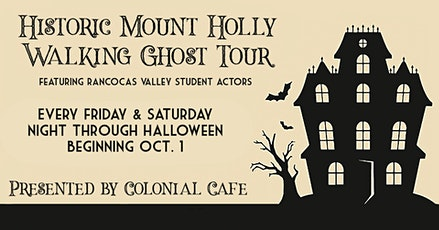 Mount Holly Historic Ghost Tour tickets