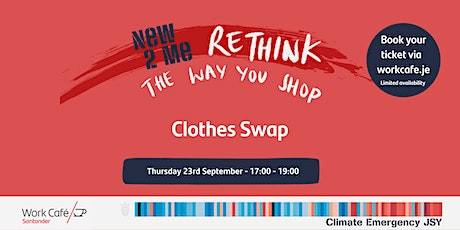New 2 Me Clothes Swap tickets