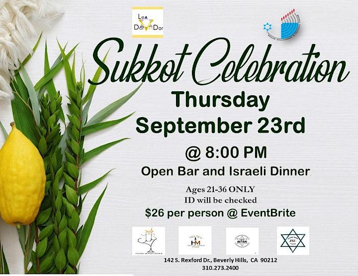 Sukkot Celebration image