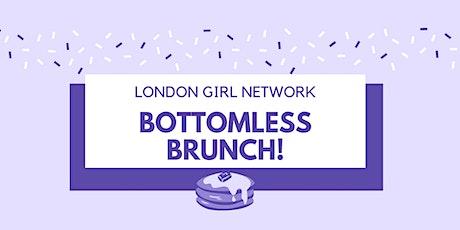 London Girl Bottomless Brunch tickets