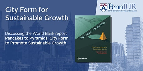 City Form for Sustainable Growth tickets