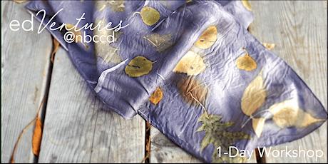 Eco-Printing a Silk Scarf - Renata Britez tickets