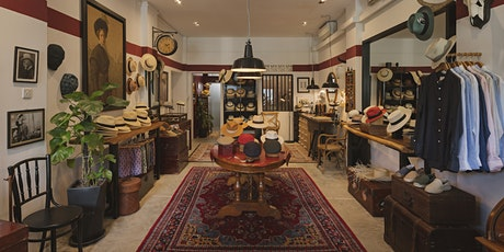HAT OF CAIN ANNUAL SALE 22-29 SEPT tickets