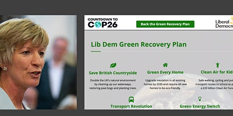 COP 26 and Campaign for Climate Powers for Local Councils tickets