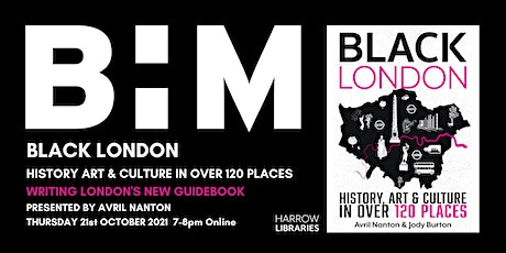 Black London:  Writing London's  New Guidebook tickets