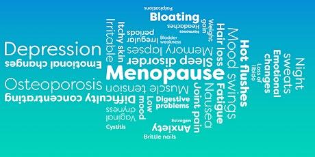 Talking Menopause Virtual HR Boardroom tickets