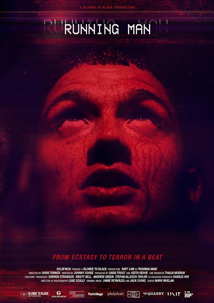 'Running Man' exclusive 24-hour screening event image