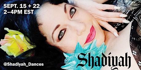 ENCORE! Portrait Model ZOOM with SHADIYAH tickets