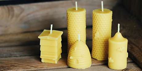 Homemade Candles Course / Cwrs Canhwyllau Cartref tickets