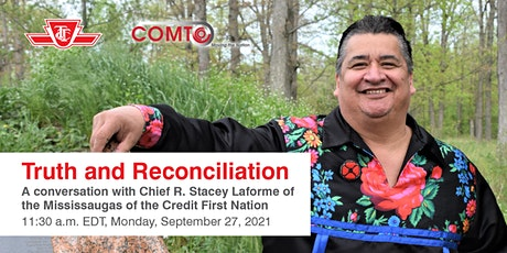 Truth and Reconciliation tickets